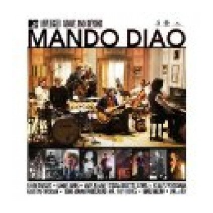VINYLO.SK | MANDO DIAO ♫ MTV UNPLUGGED - ABOVE AND BEYOND [CD] 0602527548500