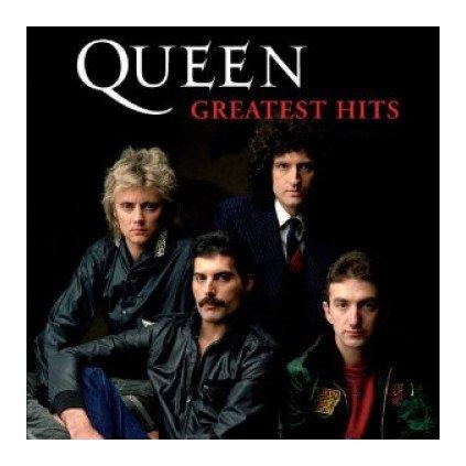 VINYLO.SK   QUEEN ♫ GREATEST HITS [CD] 0602527583648