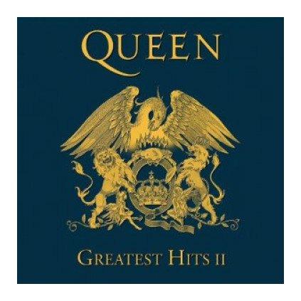 VINYLO.SK   QUEEN ♫ GREATEST HITS II [CD] 0602527583655