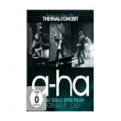 VINYLO.SK | A-HA ♫ ENDING ON A HIGH NOTE - THE FINAL CONCERT [Blu-Ray] 0602527648514