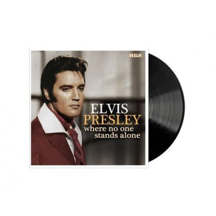 VINYLO.SK | PRESLEY, ELVIS - WHERE NO ONE STANDS ALONE [LP]