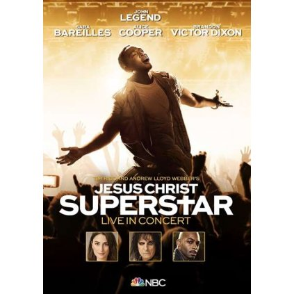 VINYLO.SK | MUSICAL - JESUS CHRIST SUPERSTAR LIVE IN CONCERT [DVD]