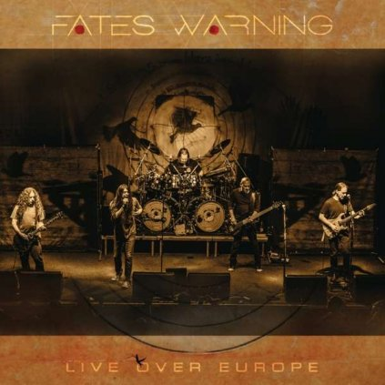 VINYLO.SK | FATES WARNING - LIVE OVER EUROPE [2CD]