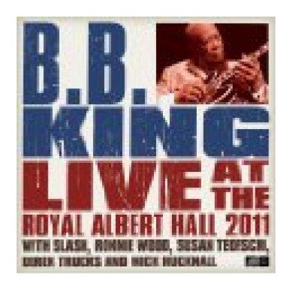 VINYLO.SK | KING, B.B ♫ B.B. KING AND FRIENDS LIVE AT THE ROYAL ALBERT HALL [2CD] 0602527958354