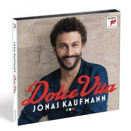 VINYLO.SK | KAUFMANN, JONAS - DOLCE VITA [2CD]