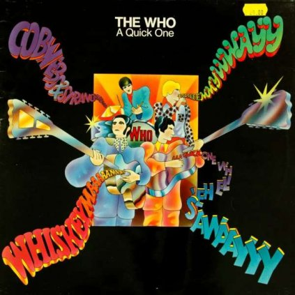 VINYLO.SK | WHO, THE ♫ A QUICK ONE [LP] 0602537156085