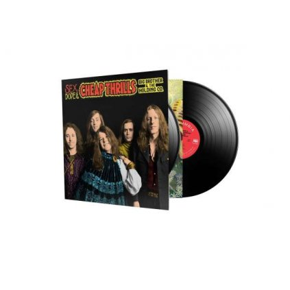VINYLO.SK | BIG BROTHER & THE HOLDING COMPANY - SEX, DOPE & CHEAP THRILLS [2LP]