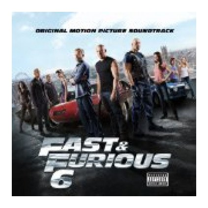 VINYLO.SK | OST ♫ FAST & FURIOUS 6 [CD] 0602537402489