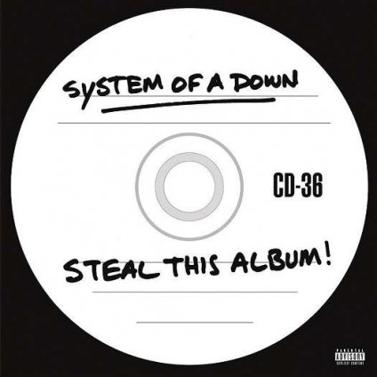 VINYLO.SK   SYSTEM OF A DOWN - STEAL THIS ALBUM! [2LP]