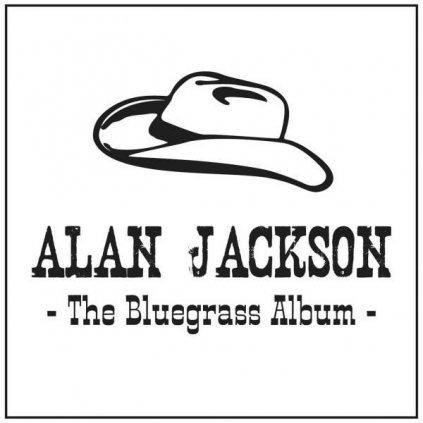 VINYLO.SK | JACKSON, ALAN ♫ THE BLUEGRASS ALBUM [CD] 0602537514212