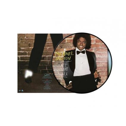 VINYLO.SK   JACKSON, MICHAEL - OFF THE WALL / PICTURE DISC [LP]