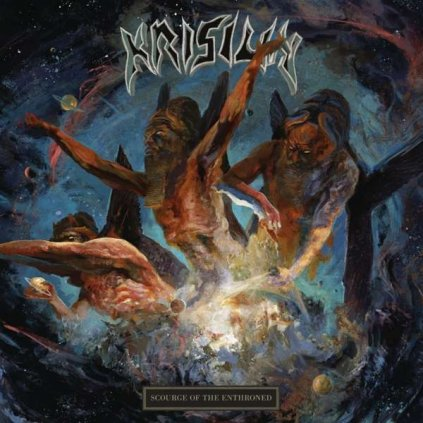 VINYLO.SK | KRISIUN - SCOURGE OF THE ENTHRONED [CD]