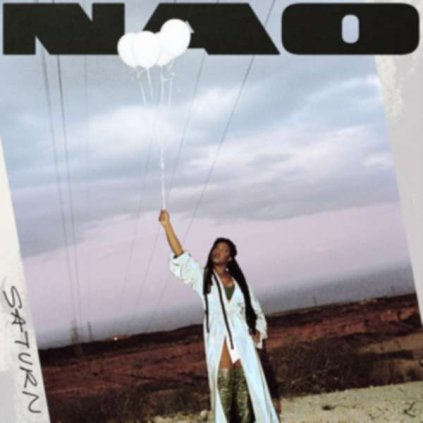 VINYLO.SK | NAO - SATURN [CD]