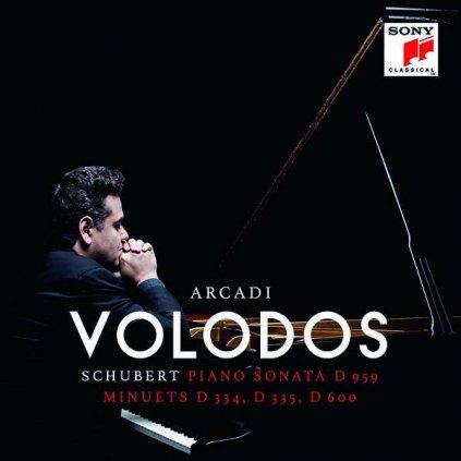 VINYLO.SK | VOLODOS, ARCADI - SCHUBERT PIANO SONATA D959, MINUETS D334, D335, D599 / GAT [2LP]