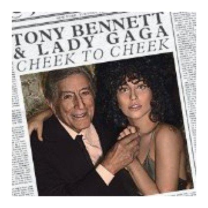 VINYLO.SK | LADY GAGA / TONY BENNETT ♫ CHEEK TO CHEEK [CD] 0602537972289