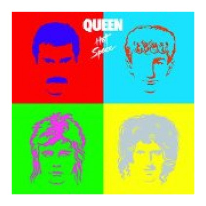 VINYLO.SK | QUEEN ♫ HOT SPACE [LP] 0602547202772