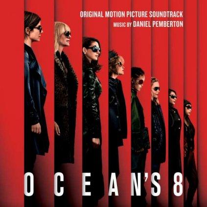 VINYLO.SK | OST - OCEAN'S 8 [CD]