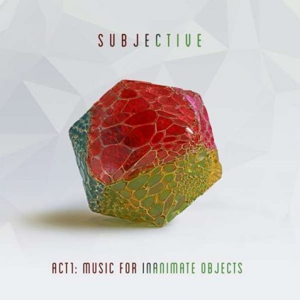 VINYLO.SK   SUBJECTIVE - ACT1: MUSIC FOR INANIMATE OBJECTS [2LP]