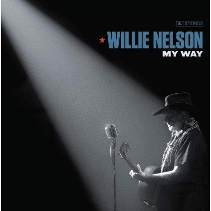 NELSON, WILLIE ♫ MY WAY [CD]