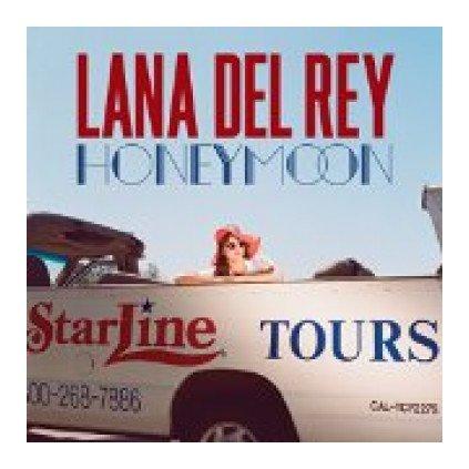 VINYLO.SK | LANA DEL REY ♫ HONEYMOON [CD] 0602547488305