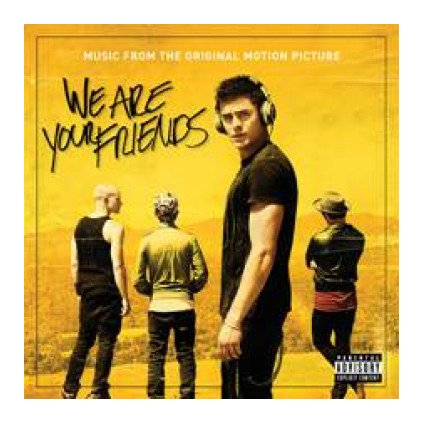 VINYLO.SK   OST ♫ WE ARE YOUR FRIENDS [CD] 0602547525321