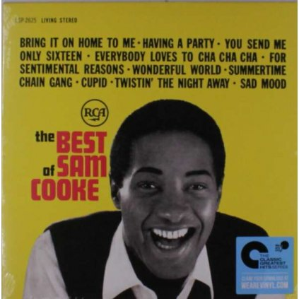 VINYLO.SK | COOKE, SAM - THE BEST OF SAM COOKE [LP]