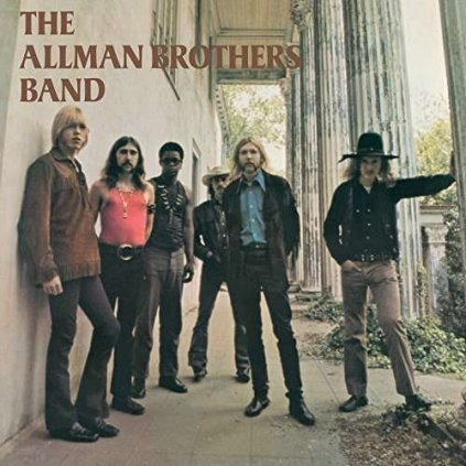 VINYLO.SK | ALLMAN BROTHERS BAND ♫ THE ALLMAN BROTHERS BAND [2LP] 0602547813190