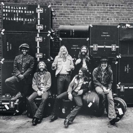 VINYLO.SK | ALLMAN BROTHERS BAND ♫ THE ALLMAN BROTHERS BAND - LIVE AT THE FILLMORE EAST [2LP] 0602547813251