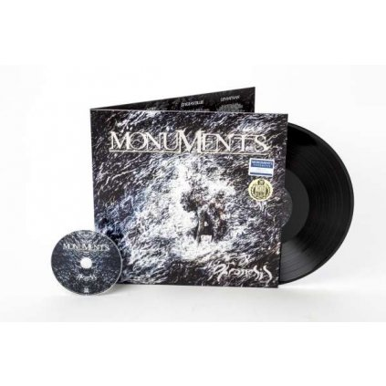 VINYLO.SK | MONUMENTS - PHRONESIS / GAT [LP + CD]