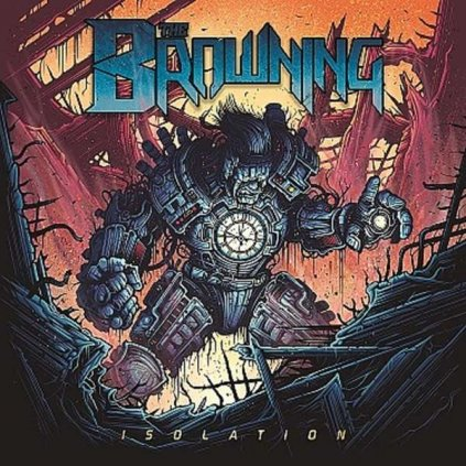 VINYLO.SK | BROWNING, THE ♫ ISOLATION [CD] 0602547868190