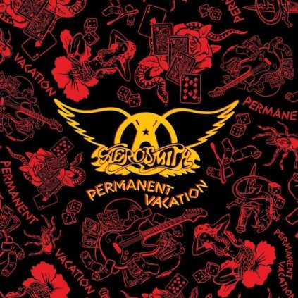 VINYLO.SK | AEROSMITH ♫ PERMANENT VACATION [LP] 0602547954374