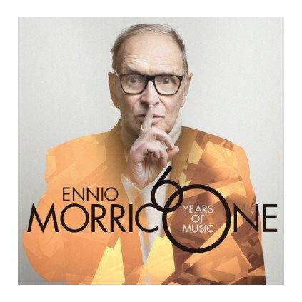 VINYLO.SK | MORRICONE ENNIO ♫ MORRICONE 60 [CD] 0602557000719