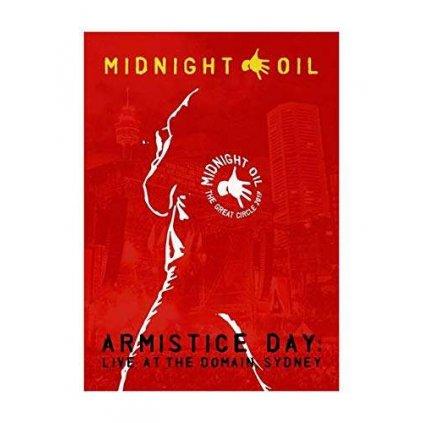 VINYLO.SK | MIDNIGHT OIL - ARMISTICE DAY: LIVE AT THE DOMAIN, SYDNEY [DVD]