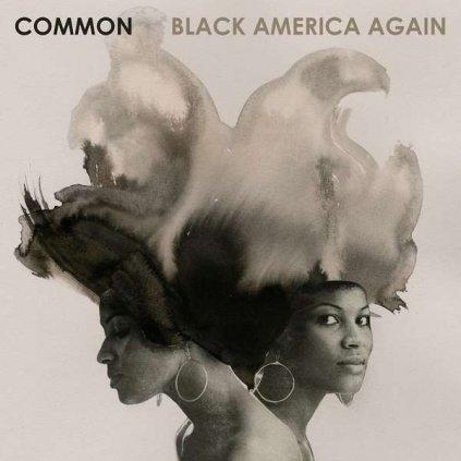 VINYLO.SK | COMMON ♫ BLACK AMERICA AGAIN [CD] 0602557124293
