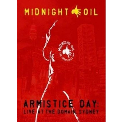 VINYLO.SK | MIDNIGHT OIL - ARMISTICE DAY: LIVE AT THE DOMAIN, SYDNEY [Blu-Ray]