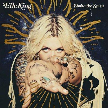 VINYLO.SK | KING, ELLE - SHAKE THE SPIRIT [CD]
