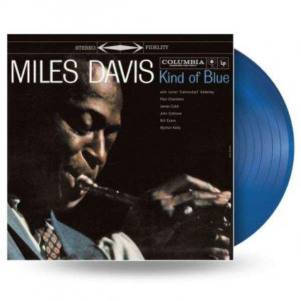 VINYLO.SK | DAVIS, MILES - KIND OF BLUE / Colored [LP]