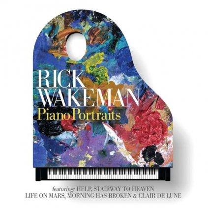 VINYLO.SK | WAKEMAN, RICK ♫ PIANO PORTRAITS [CD] 0602557236279