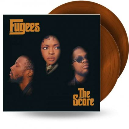 VINYLO.SK | FUGEES - THE SCORE / Colored [2LP]