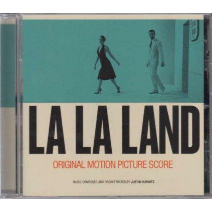 VINYLO.SK | OST ♫ LA LA LAND [CD] 0602557283877