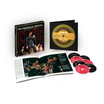 VINYLO.SK | PRESLEY, ELVIS - 68 COMEBACK / 50th Anniversary / Deluxe [7CD]