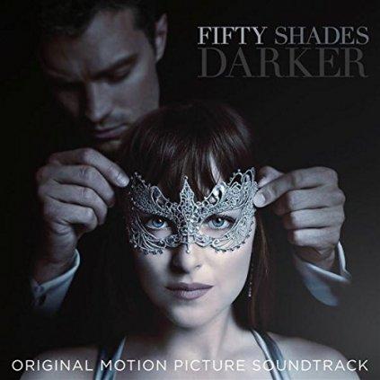 VINYLO.SK | OST ♫ FIFTY SHADES DARKER / PADESÁT ODSTÍNŮ TEMNOTY [CD] 0602557372571