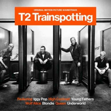 VINYLO.SK | OST ♫ T2 TRAINSPOTTING (ORIGINAL MOTION PICTURE SOUNDTRACK) [2LP] 0602557385632