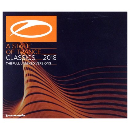 Rôzni interpreti ♫ A STATE OF TRANCE CLASSICS 2018 [4CD]