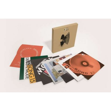 "VINYLO.SK | DEPECHE MODE - MUSIC FOR THE MASSES | THE 12"" SINGLES / BOX [7EP12"" Maxi]"