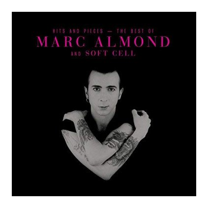 VINYLO.SK | ALMOND MARC ♫ HITS AND PIECES - THE BEST OF MARC ALMOND AND SOFT CELL / Deluxe [2LP] 0602557629255