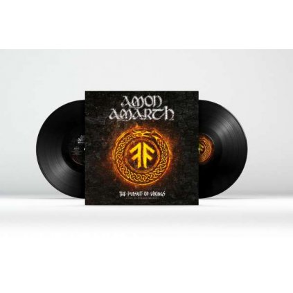VINYLO.SK | AMON AMARTH - THE PURSUIT OF VIKINGS - LIVE AT SUMMER BREEZE [2LP]