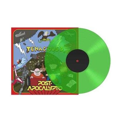 VINYLO.SK | TENACIOUS D - POST-APOCALYPTO / Colored [LP]