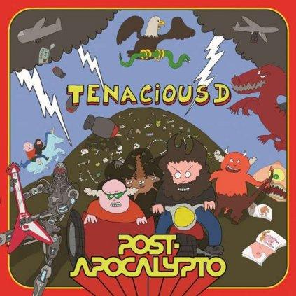 VINYLO.SK | TENACIOUS D - POST-APOCALYPTO [CD]