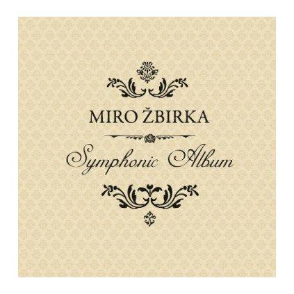 VINYLO.SK | ŽBIRKA MIROSLAV ♫ SYMPHONIC ALBUM [LP] 0602557851342